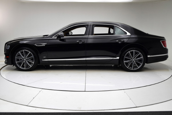 New 2021 Bentley Flying Spur V8 for sale Call for price at Bentley Palmyra N.J. in Palmyra NJ 08065 3