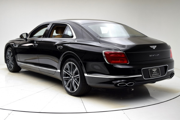New 2021 Bentley Flying Spur V8 for sale Call for price at Bentley Palmyra N.J. in Palmyra NJ 08065 4