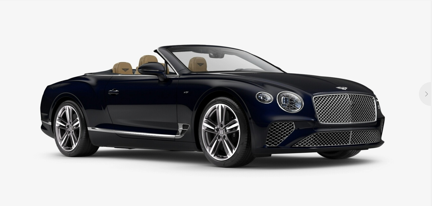 New 2021 Bentley Continental GT V8 Convertible for sale $251,650 at Bentley Palmyra N.J. in Palmyra NJ 08065 2