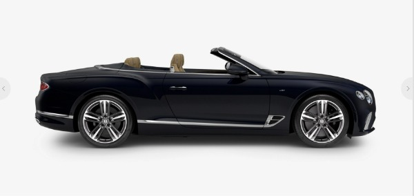 New 2021 Bentley Continental GT V8 Convertible for sale $251,650 at Bentley Palmyra N.J. in Palmyra NJ 08065 3