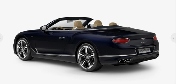 New 2021 Bentley Continental GT V8 Convertible for sale $251,650 at Bentley Palmyra N.J. in Palmyra NJ 08065 4