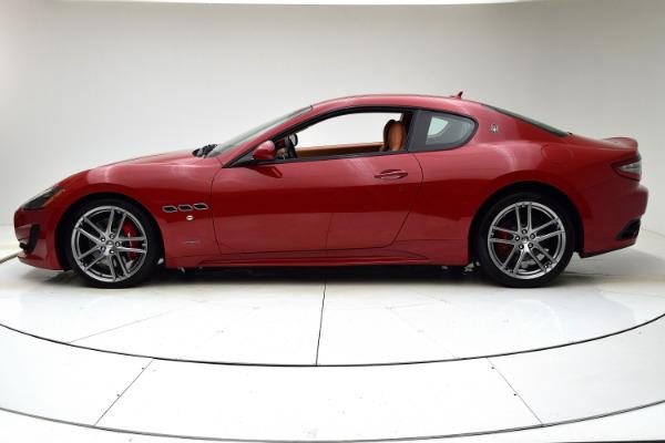 Used 2016 Maserati GranTurismo Sport for sale $64,880 at Bentley Palmyra N.J. in Palmyra NJ 08065 3