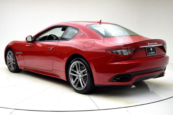 Used 2016 Maserati GranTurismo Sport for sale $64,880 at Bentley Palmyra N.J. in Palmyra NJ 08065 4