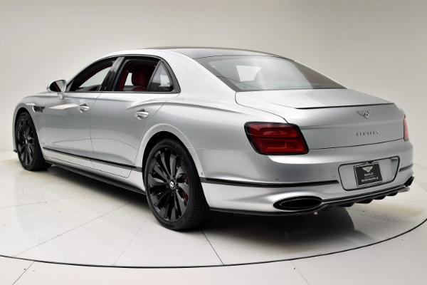New 2021 Bentley Flying Spur W12 for sale Call for price at Bentley Palmyra N.J. in Palmyra NJ 08065 4