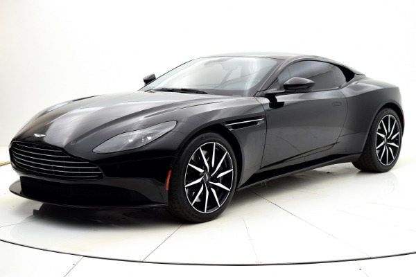 Used Used 2018 Aston Martin DB11 V8 Coupe for sale $159,880 at Bentley Palmyra N.J. in Palmyra NJ