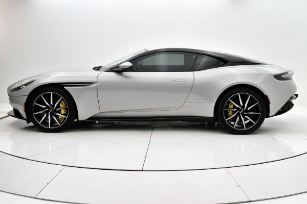 Used 2018 Aston Martin DB11 V8 Coupe for sale $165,880 at Bentley Palmyra N.J. in Palmyra NJ 08065 3