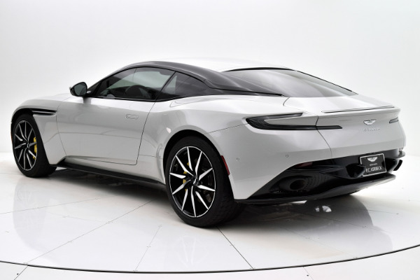Used 2018 Aston Martin DB11 V8 Coupe for sale $165,880 at Bentley Palmyra N.J. in Palmyra NJ 08065 4