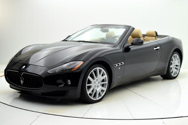 Used Used 2011 Maserati GranTurismo Convertible for sale $57,880 at Bentley Palmyra N.J. in Palmyra NJ