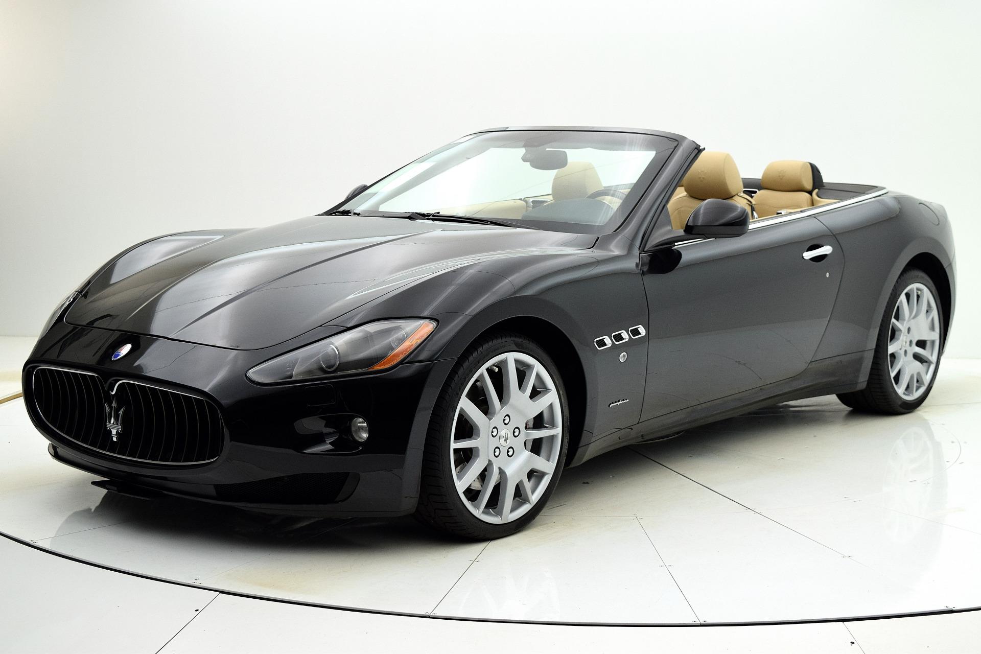 Used 2011 Maserati GranTurismo Convertible for sale $57,880 at Bentley Palmyra N.J. in Palmyra NJ 08065 2