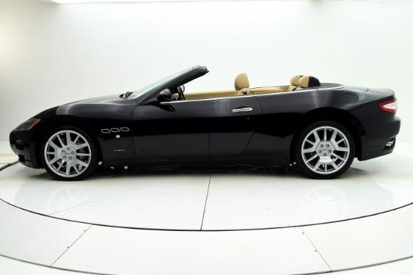 Used 2011 Maserati GranTurismo Convertible for sale $57,880 at Bentley Palmyra N.J. in Palmyra NJ 08065 3