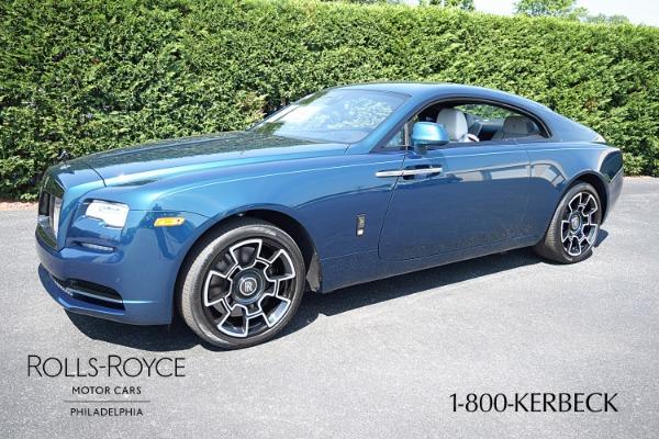 Used Used 2020 Rolls-Royce Wraith Black Badge for sale $459,880 at Bentley Palmyra N.J. in Palmyra NJ