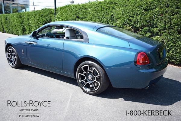 Used 2020 Rolls-Royce Wraith Black Badge for sale $459,880 at Bentley Palmyra N.J. in Palmyra NJ 08065 3