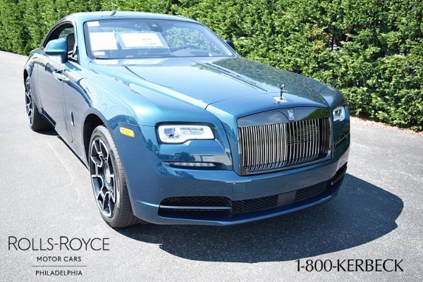 Used 2020 Rolls-Royce Wraith Black Badge for sale $459,880 at Bentley Palmyra N.J. in Palmyra NJ 08065 4