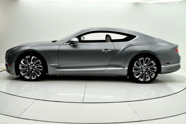 New 2021 Bentley Continental GT V8 Mulliner Coupe for sale Call for price at Bentley Palmyra N.J. in Palmyra NJ 08065 3