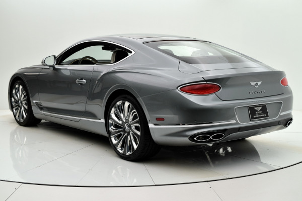 New 2021 Bentley Continental GT V8 Mulliner Coupe for sale Call for price at Bentley Palmyra N.J. in Palmyra NJ 08065 4