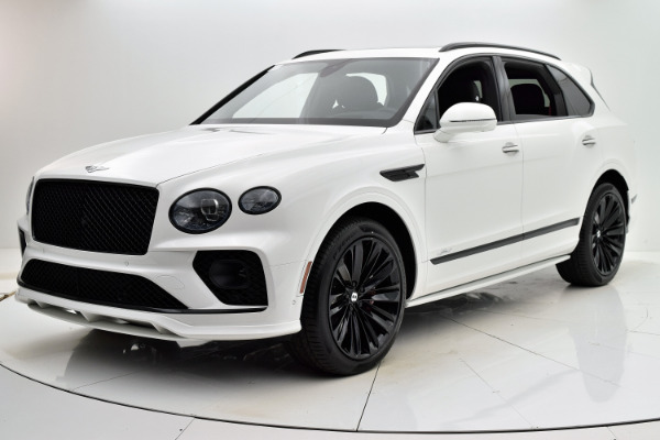 New 2021 Bentley Bentayga Speed for sale Call for price at Bentley Palmyra N.J. in Palmyra NJ 08065 2