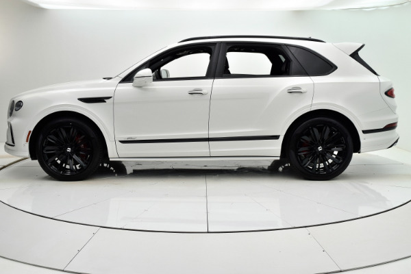 New 2021 Bentley Bentayga Speed for sale Call for price at Bentley Palmyra N.J. in Palmyra NJ 08065 3
