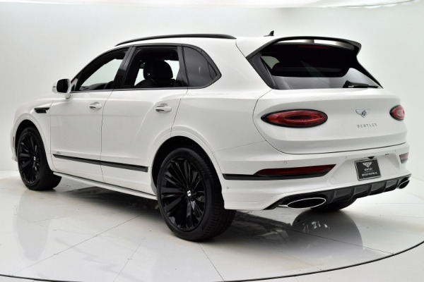 New 2021 Bentley Bentayga Speed for sale Call for price at Bentley Palmyra N.J. in Palmyra NJ 08065 4