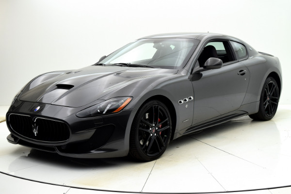 Used 2017 Maserati GranTurismo Sport for sale $94,880 at Bentley Palmyra N.J. in Palmyra NJ 08065 2