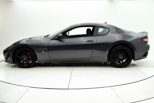 Used 2017 Maserati GranTurismo Sport for sale $94,880 at Bentley Palmyra N.J. in Palmyra NJ 08065 3