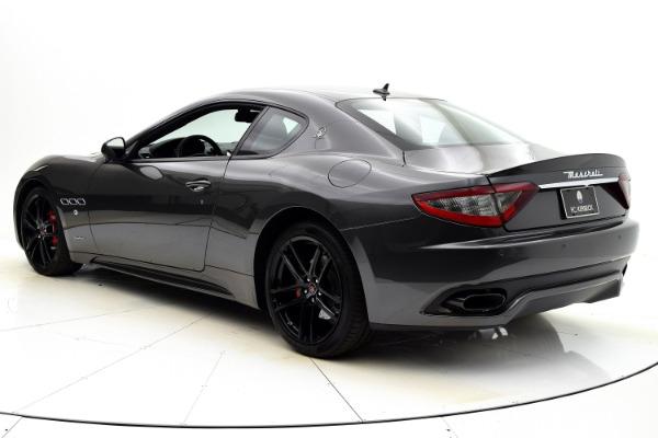 Used 2017 Maserati GranTurismo Sport for sale $94,880 at Bentley Palmyra N.J. in Palmyra NJ 08065 4