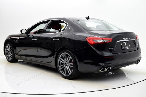 Used 2018 Maserati Ghibli S Q4 for sale $59,880 at Bentley Palmyra N.J. in Palmyra NJ 08065 4