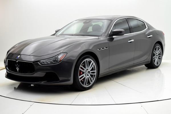 Used 2017 Maserati Ghibli S for sale $44,880 at Bentley Palmyra N.J. in Palmyra NJ 08065 2