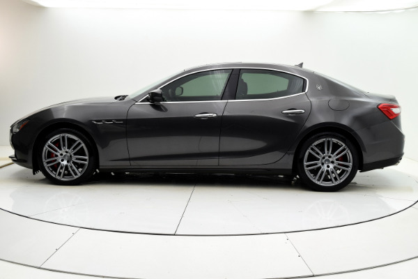 Used 2017 Maserati Ghibli S for sale $44,880 at Bentley Palmyra N.J. in Palmyra NJ 08065 3