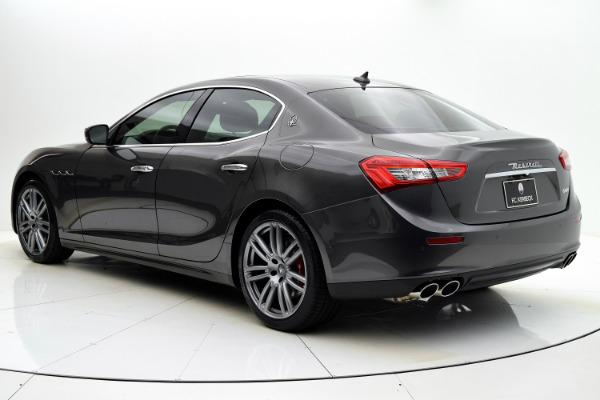 Used 2017 Maserati Ghibli S for sale $44,880 at Bentley Palmyra N.J. in Palmyra NJ 08065 4