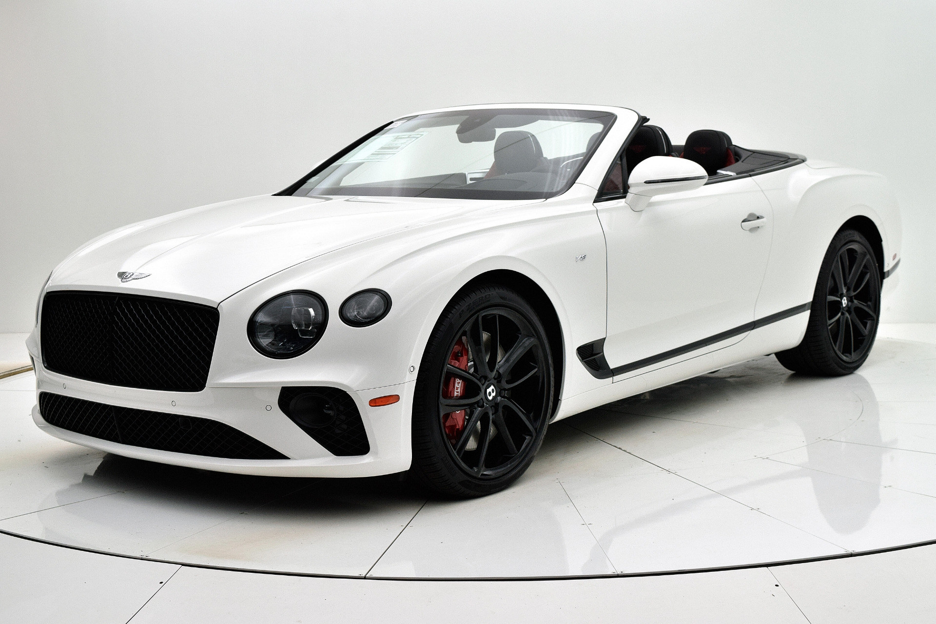 New 2022 Bentley Continental GT V8 Convertible for sale Call for price at Bentley Palmyra N.J. in Palmyra NJ 08065 2