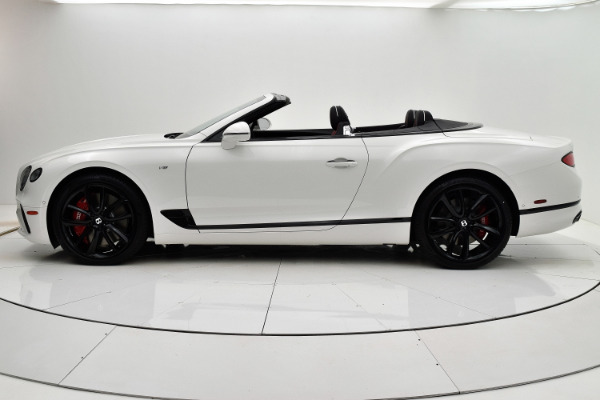 New 2022 Bentley Continental GT V8 Convertible for sale Call for price at Bentley Palmyra N.J. in Palmyra NJ 08065 3