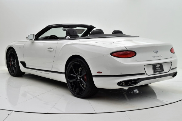 New 2022 Bentley Continental GT V8 Convertible for sale Call for price at Bentley Palmyra N.J. in Palmyra NJ 08065 4