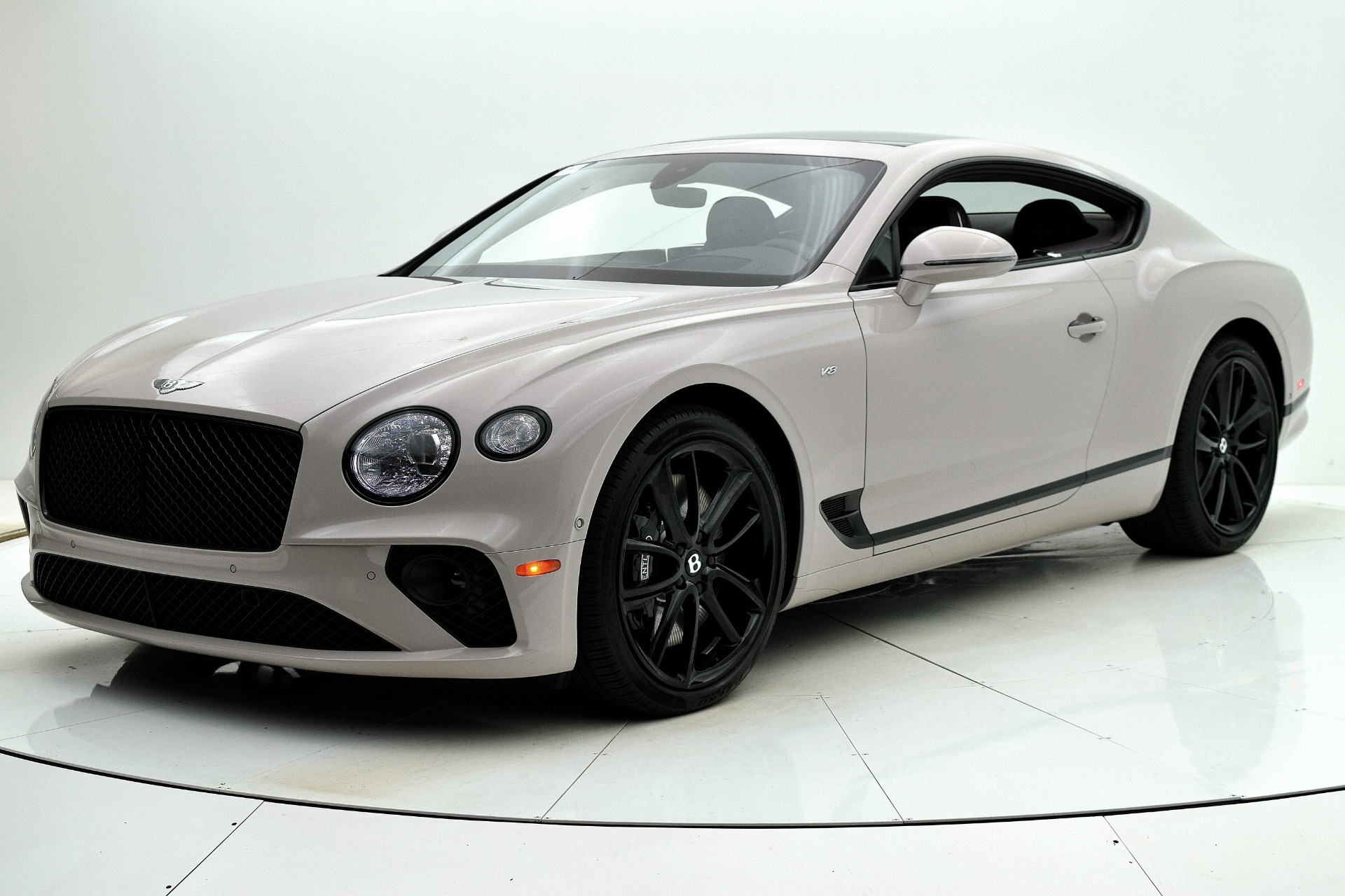 New 2021 Bentley Continental GT V8 for sale Call for price at Bentley Palmyra N.J. in Palmyra NJ 08065 2