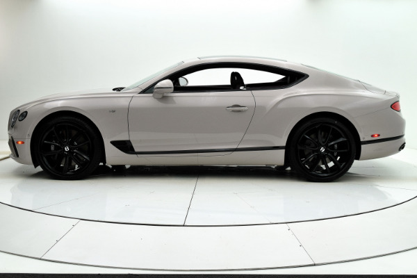 New 2021 Bentley Continental GT V8 for sale Call for price at Bentley Palmyra N.J. in Palmyra NJ 08065 3