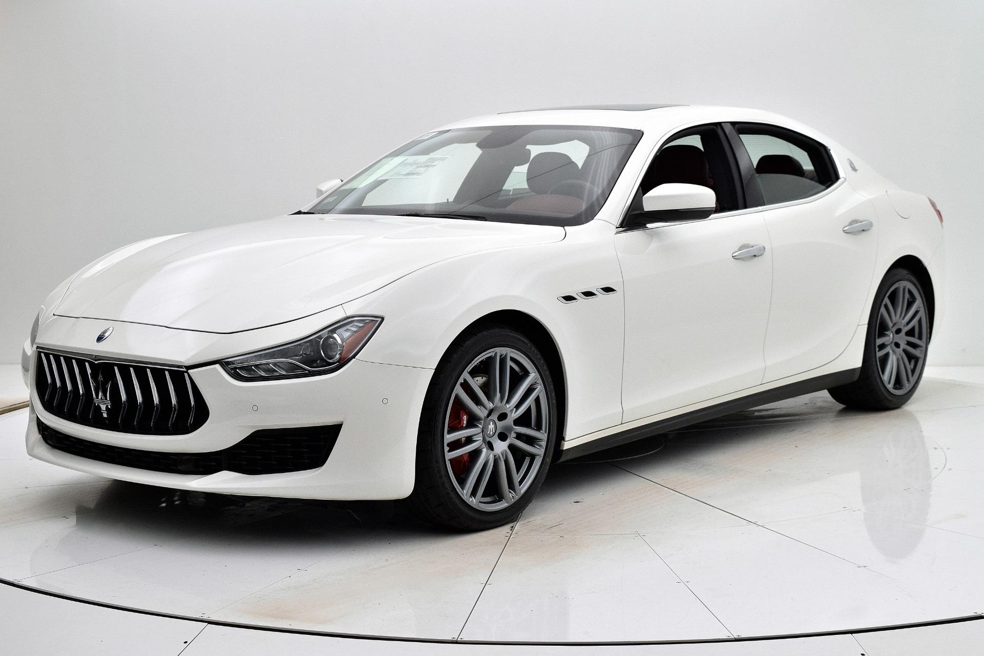 Used 2018 Maserati Ghibli SQ4 for sale $53,880 at Bentley Palmyra N.J. in Palmyra NJ 08065 2