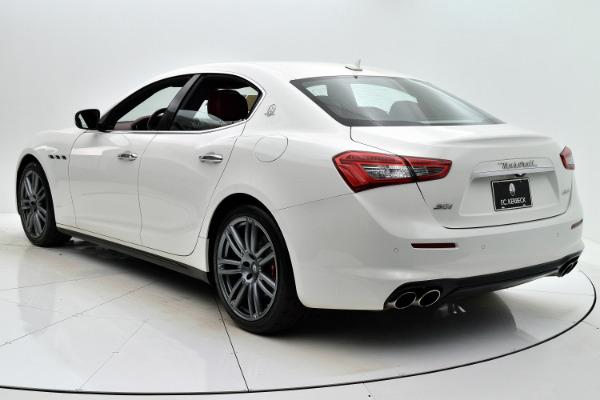 Used 2018 Maserati Ghibli SQ4 for sale $53,880 at Bentley Palmyra N.J. in Palmyra NJ 08065 4