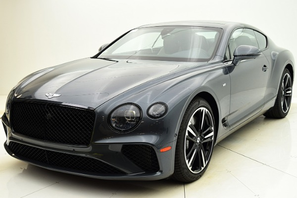 Used Used 2021 Bentley Continental GT V8 Coupe for sale $250,430 at Bentley Palmyra N.J. in Palmyra NJ