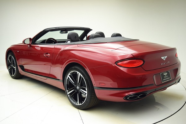 Used 2021 Bentley Continental GT V8 Convertible for sale $284,520 at Bentley Palmyra N.J. in Palmyra NJ 08065 3