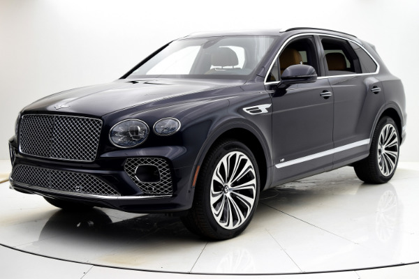 New New 2021 Bentley Bentayga for sale Call for price at Bentley Palmyra N.J. in Palmyra NJ