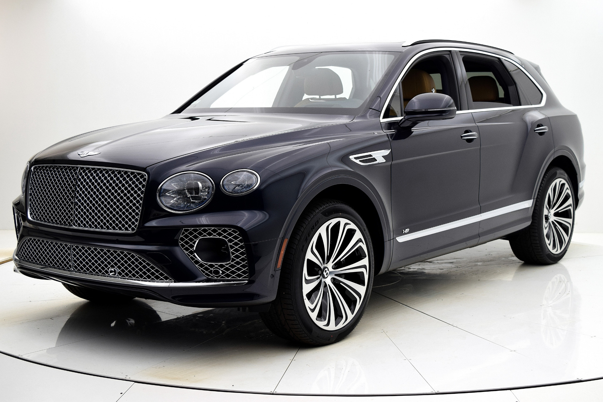 New 2021 Bentley Bentayga for sale Call for price at Bentley Palmyra N.J. in Palmyra NJ 08065 2