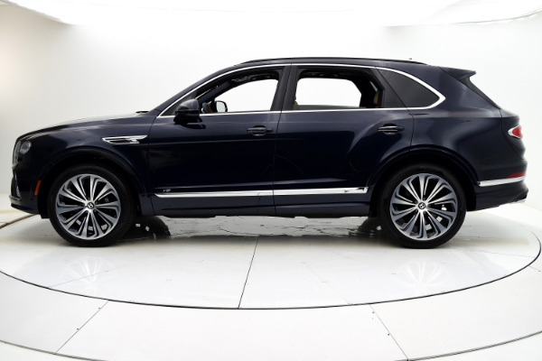 New 2021 Bentley Bentayga for sale Call for price at Bentley Palmyra N.J. in Palmyra NJ 08065 3