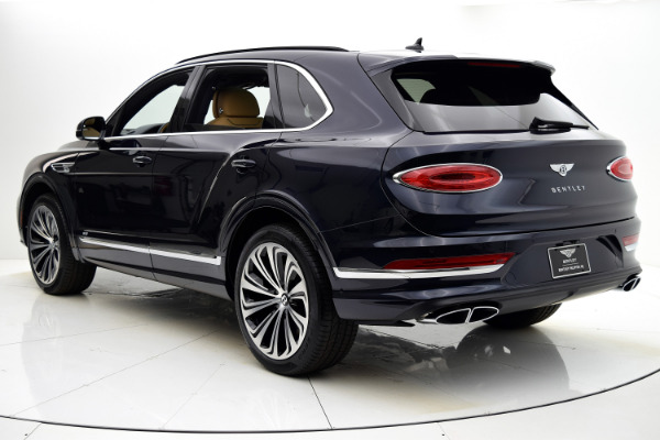 New 2021 Bentley Bentayga for sale Call for price at Bentley Palmyra N.J. in Palmyra NJ 08065 4