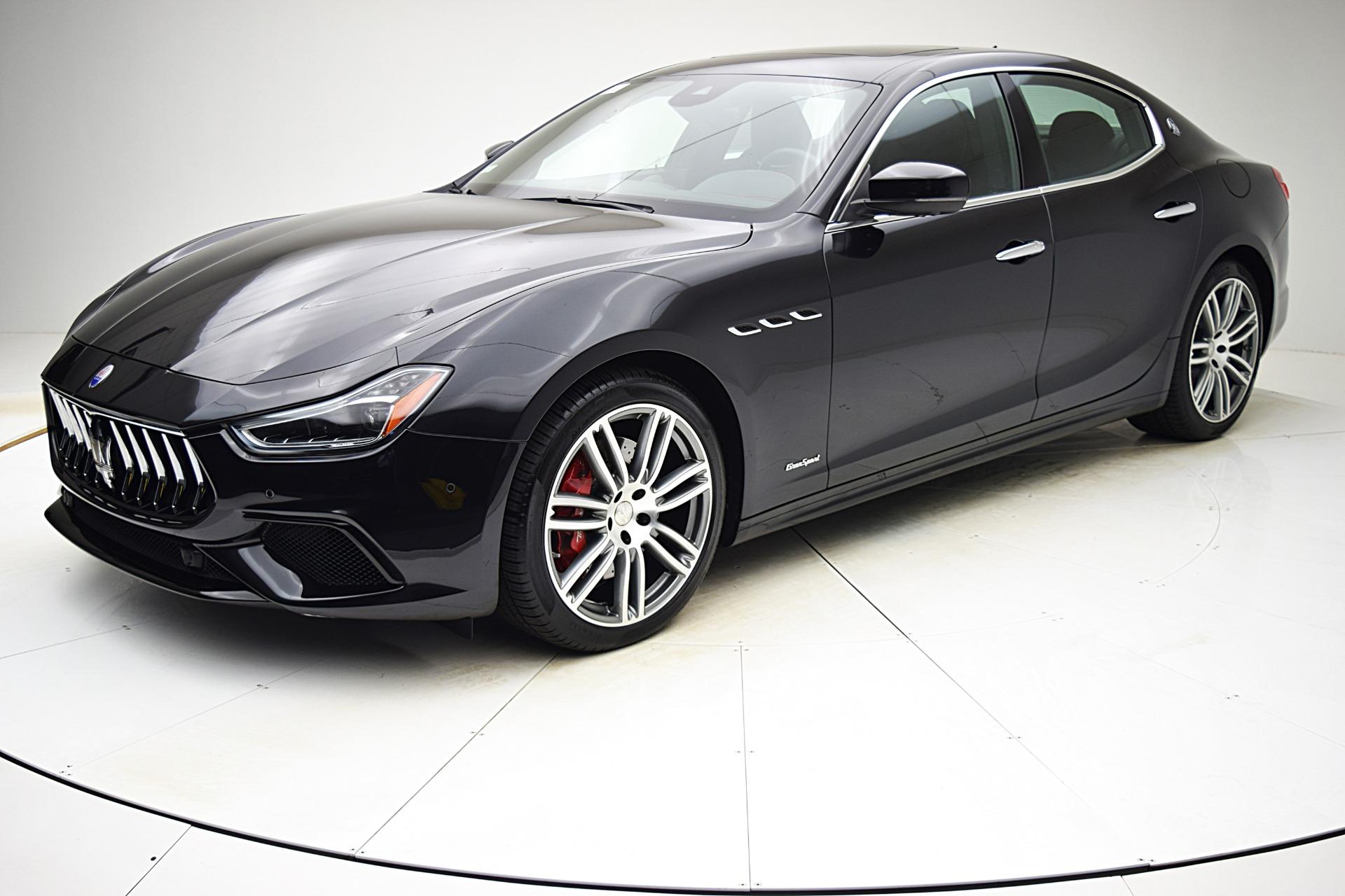 Used 2018 Maserati Ghibli S Q4 GranSport for sale $62,880 at Bentley Palmyra N.J. in Palmyra NJ 08065 2