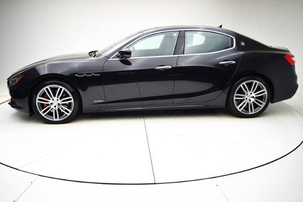 Used 2018 Maserati Ghibli S Q4 GranSport for sale $62,880 at Bentley Palmyra N.J. in Palmyra NJ 08065 3