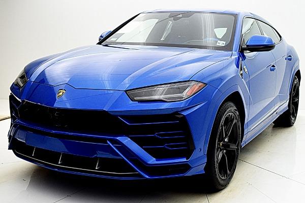 Used Used 2020 Lamborghini Urus BASE for sale $279,880 at Bentley Palmyra N.J. in Palmyra NJ