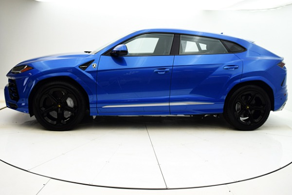Used 2020 Lamborghini Urus BASE for sale $279,880 at Bentley Palmyra N.J. in Palmyra NJ 08065 3