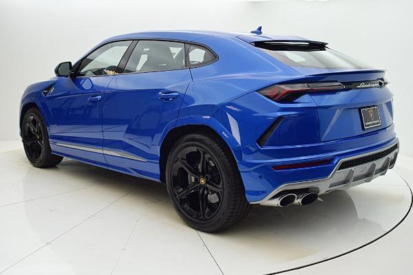 Used 2020 Lamborghini Urus BASE for sale $279,880 at Bentley Palmyra N.J. in Palmyra NJ 08065 4
