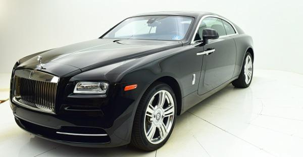 Used 2015 Rolls-Royce Wraith BASE for sale $199,880 at Bentley Palmyra N.J. in Palmyra NJ 08065 2