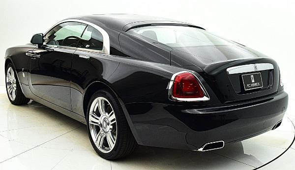 Used 2015 Rolls-Royce Wraith BASE for sale $199,880 at Bentley Palmyra N.J. in Palmyra NJ 08065 3
