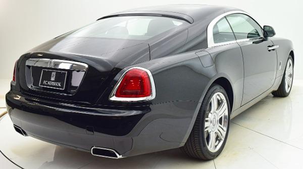 Used 2015 Rolls-Royce Wraith BASE for sale $199,880 at Bentley Palmyra N.J. in Palmyra NJ 08065 4